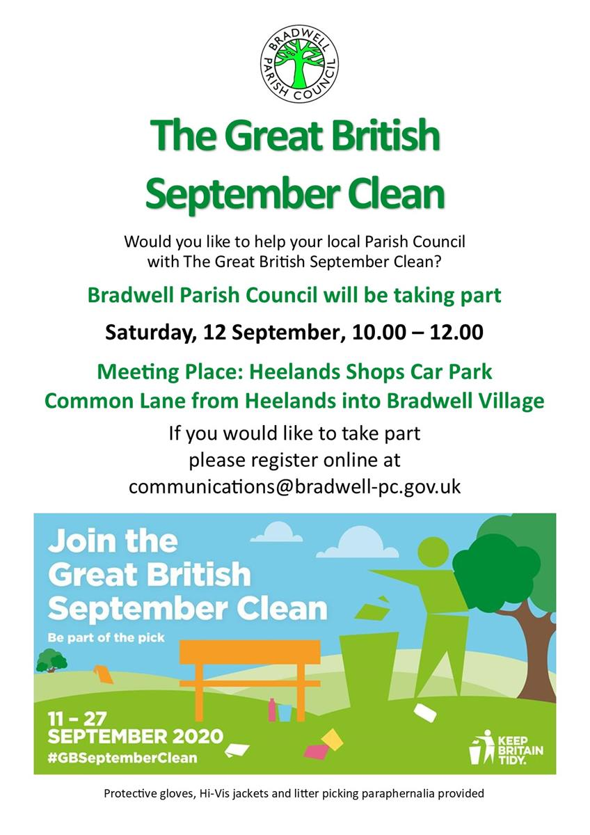 September Litter Pick
